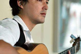 Noel Billingsley in Nagoya Guitar Festival 2019