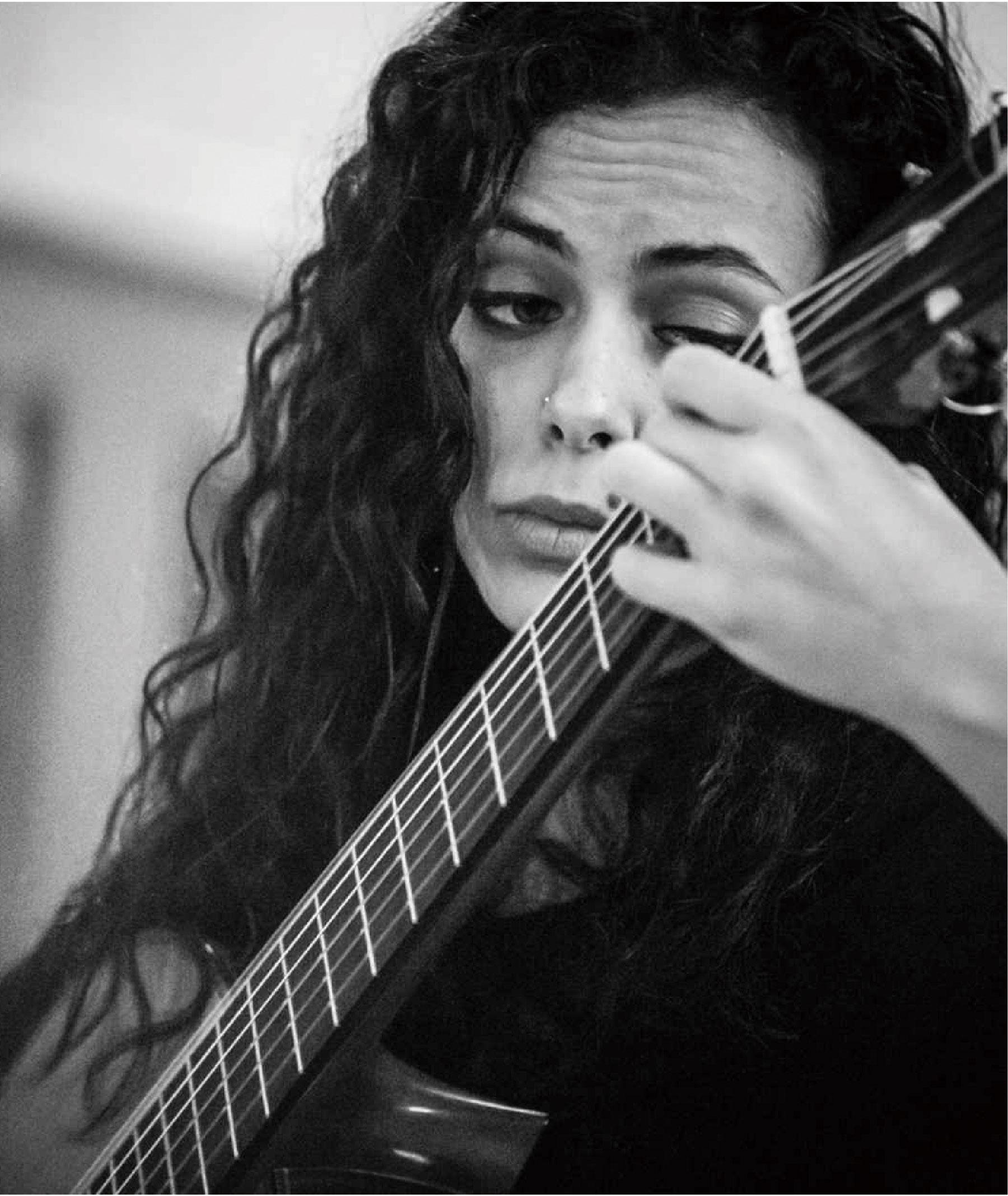 Renata Arlotti in Nogoya Guitar Festival 2019